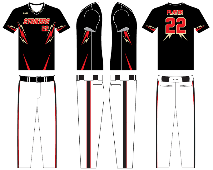 buy online 81923 ac3cf Custom Dye Sublimated Baseball Jerseys for Youth and Adult