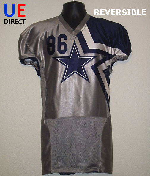REVERSIBLE FOOTBALL JERSEY