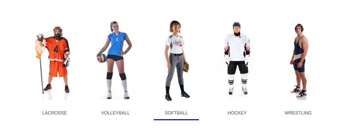 Customized Sports Uniforms