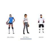 Customized Sports Uniforms