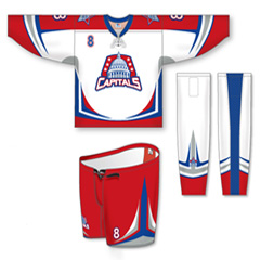 Womens Hockey Uniforms